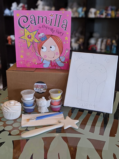 StoryART Kit: Camilla the Cupcake Fairy
