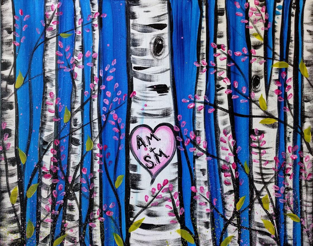 Birch Blossoms