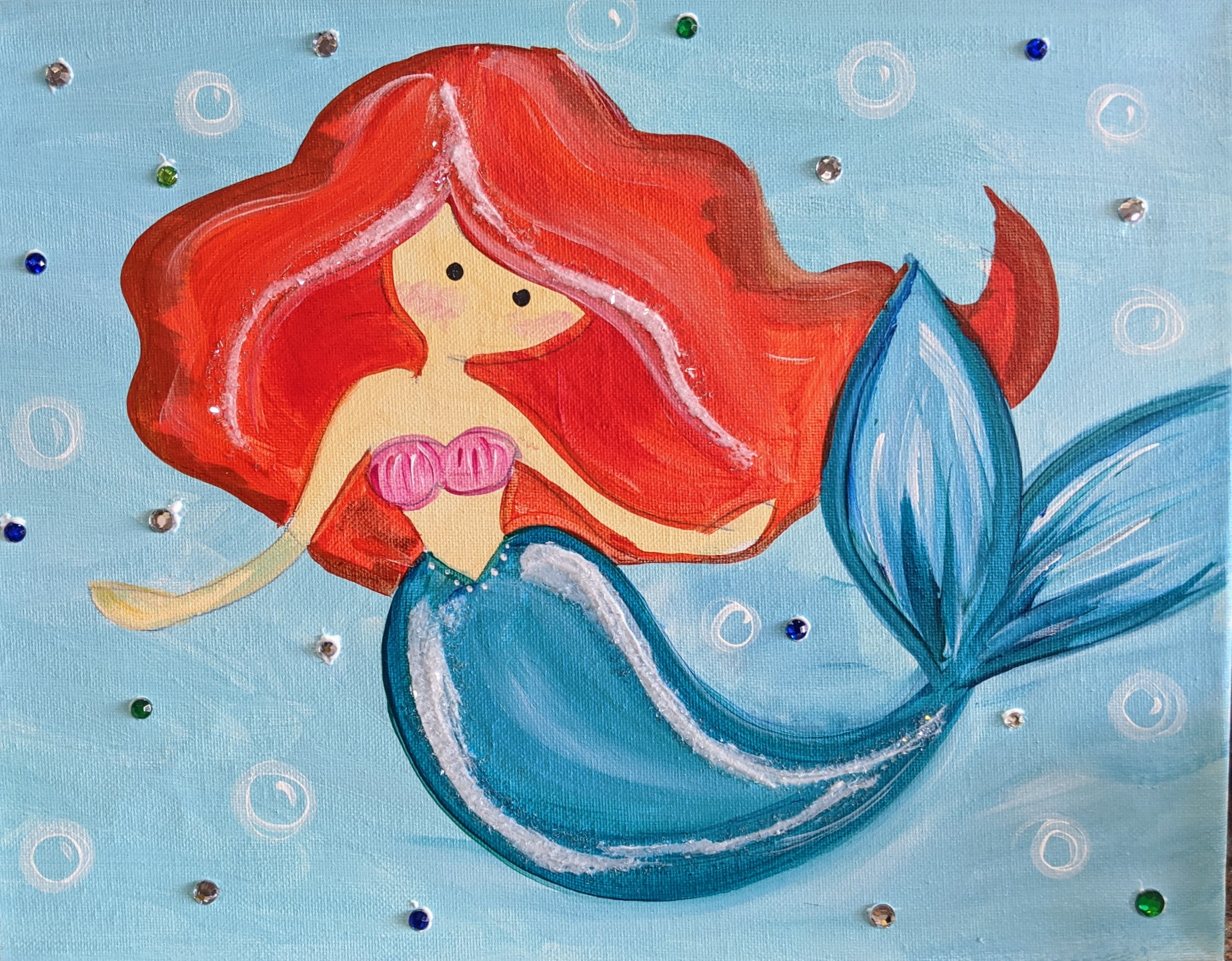 Kids Mermaid Seas