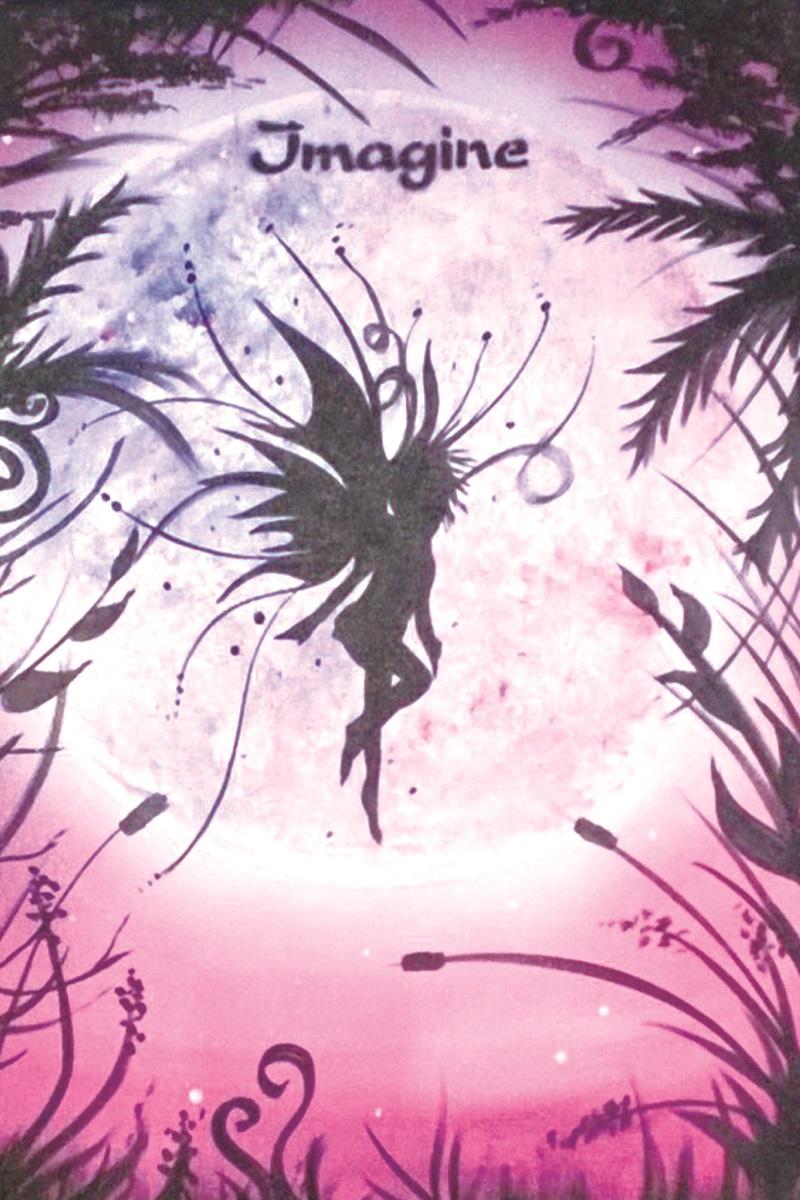 Fairy in Moonlight
