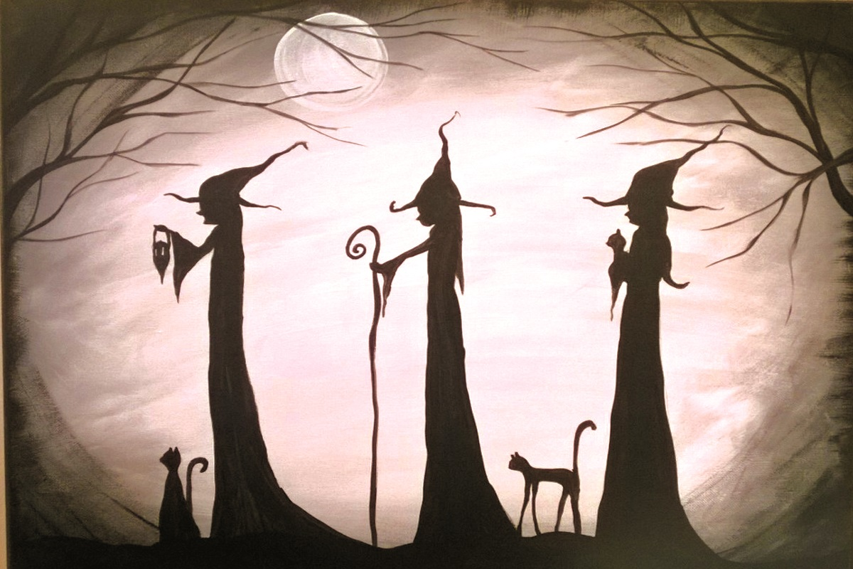 Three Witches Spell