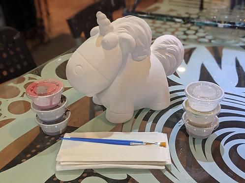 Giant Fluffy Unicorn Bank