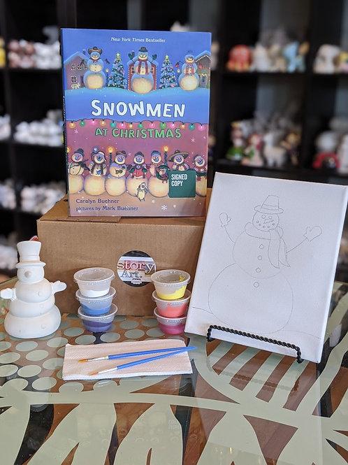 StoryART Kit: Snowmen at Christmas