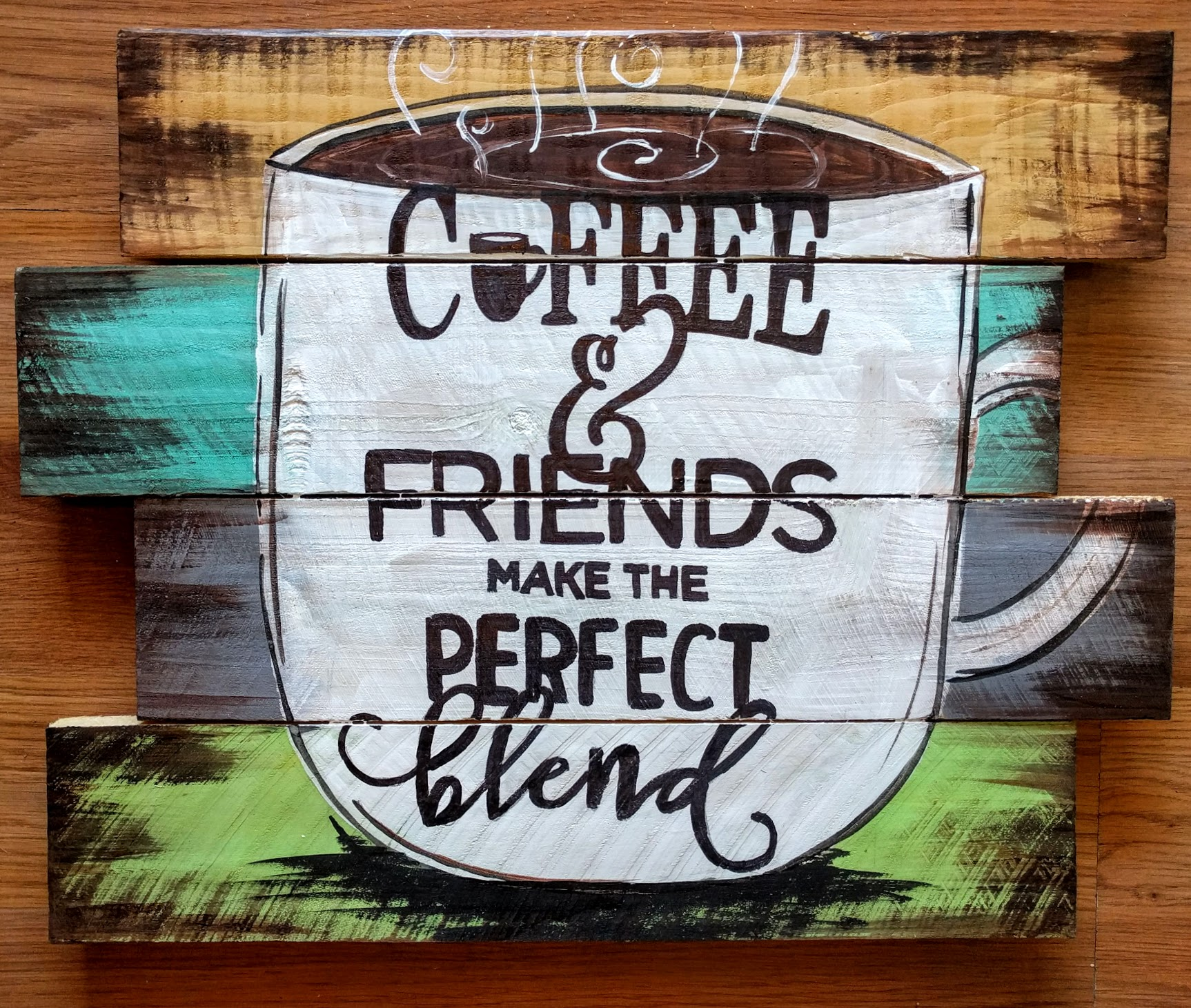 Coffee & Friends Pallet