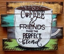 Coffee & Friends Pallet