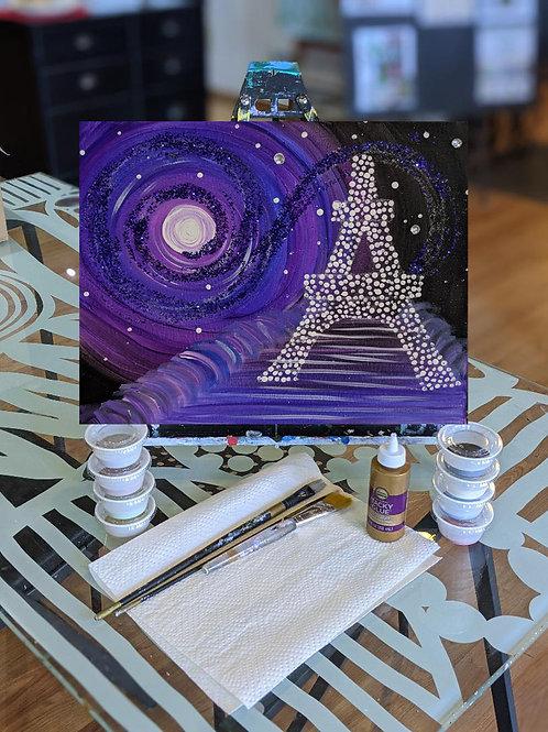 Canvas To-Go Kit: Paris