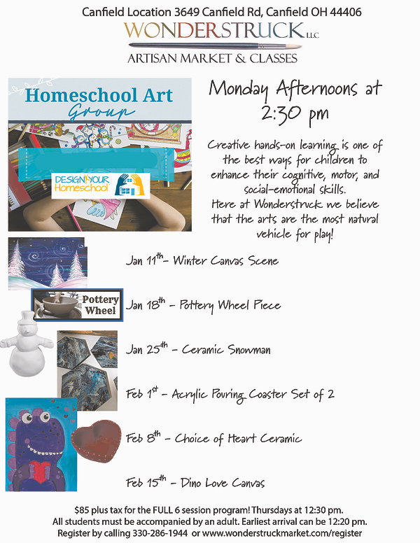 Homeschool Arts Jan Feb Mondays.jpg