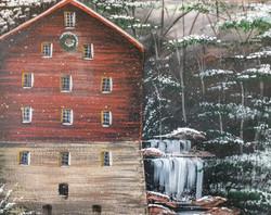 Lantermans Mill Winter