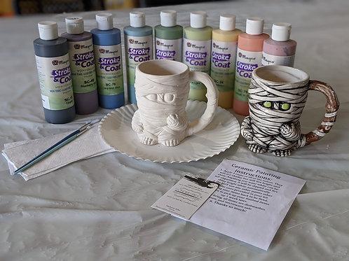 Ceramic Mummy Mug