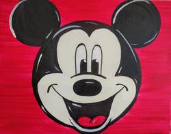 Mickey Smile