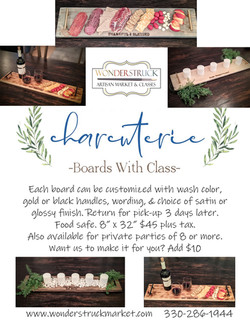 Charcuterie Boards