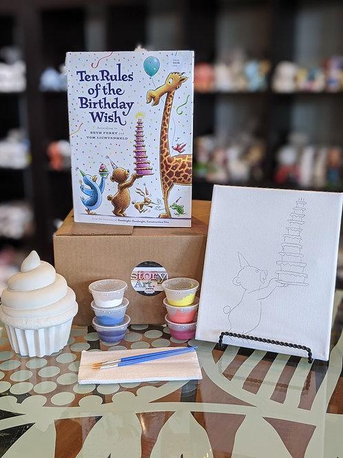 StoryART Kit: Ten Rules of the Birthday Wish