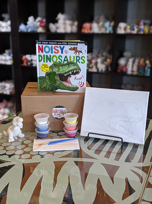 StoryART Kit: Noisy Dinosaurs