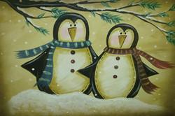 Vintage Penguins