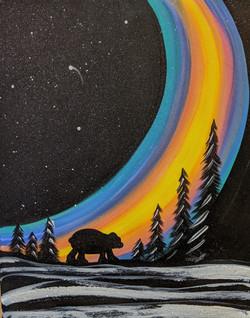 Polar Bear Moon