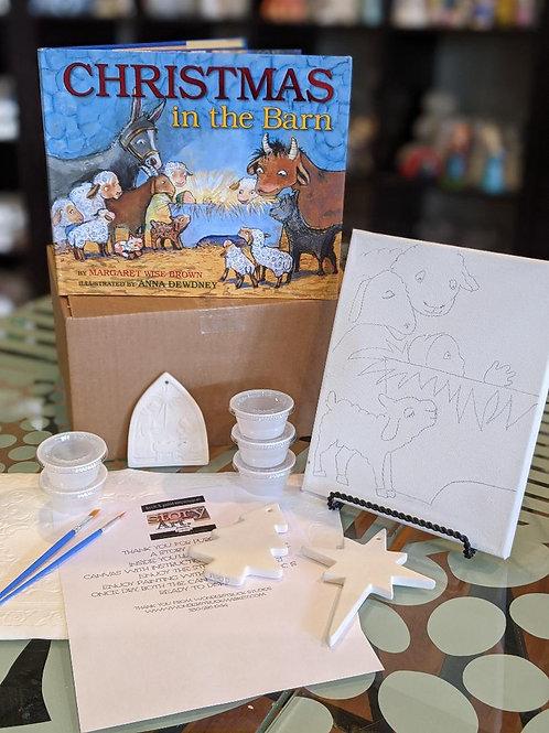 StoryART Kit: Christmas in the Barn