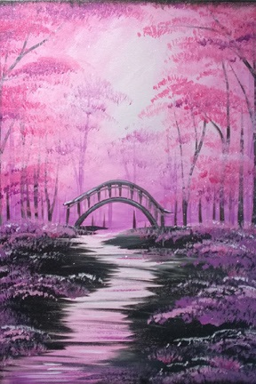 Blushing Bridge