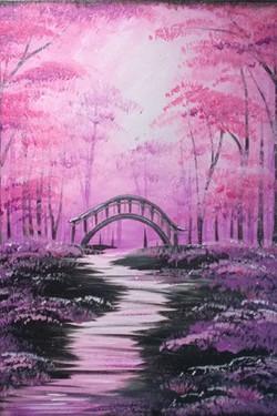 Blushing Bridge