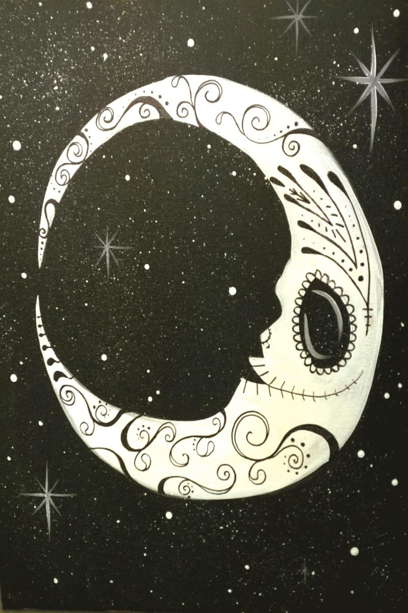 Sugar Skull Moon