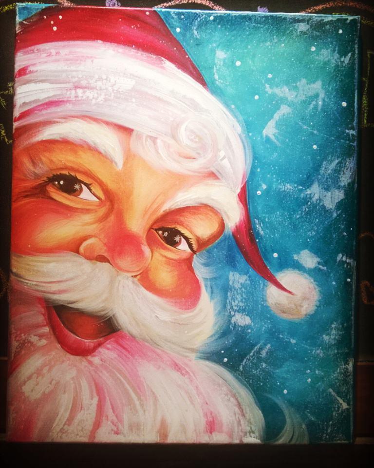 Classic Santa