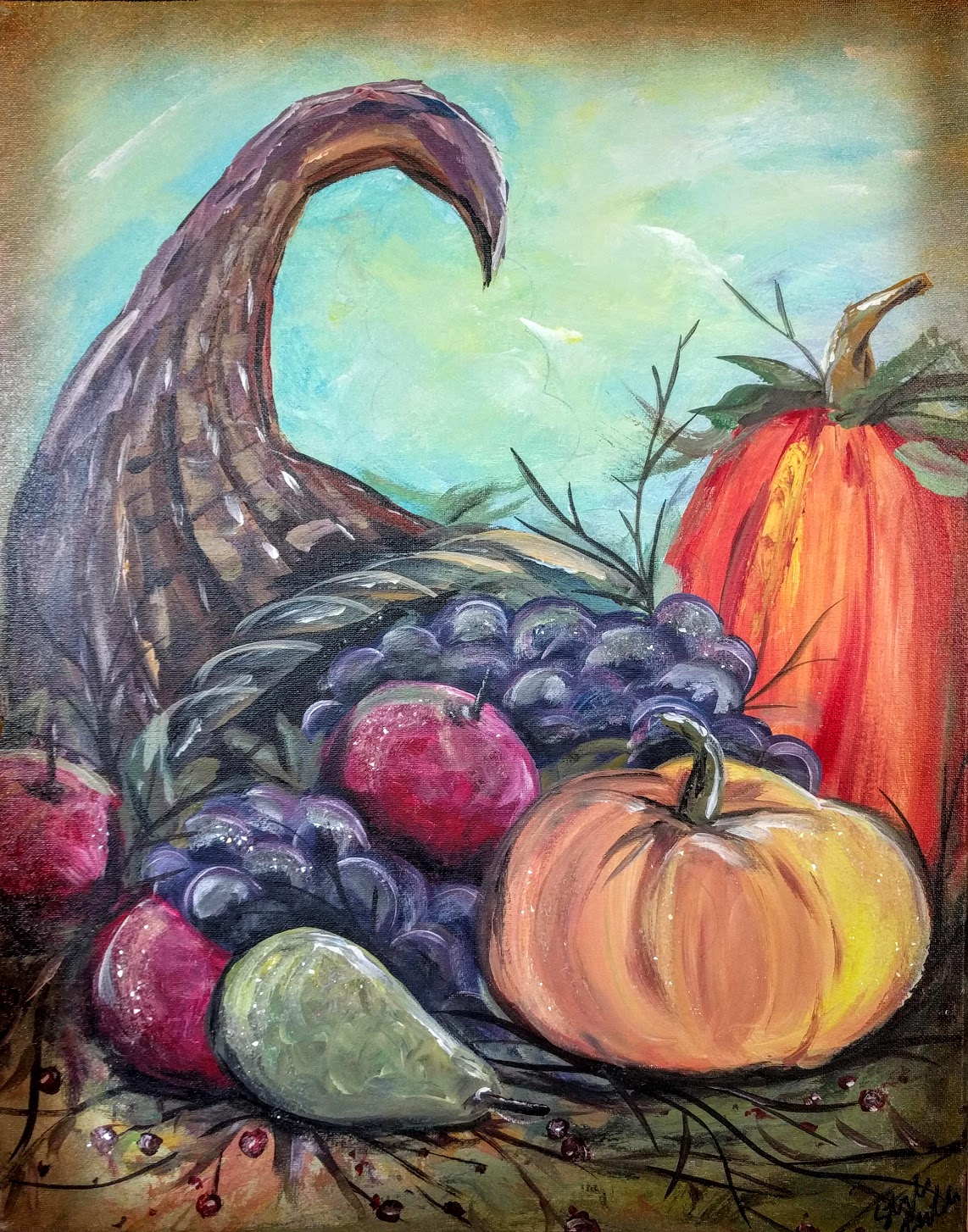 Cornucopia Harvest