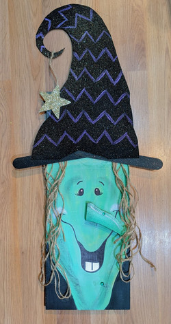 Witchy on Wood