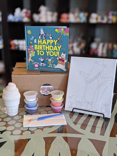 StoryART Kit: Happy Birthday to You!