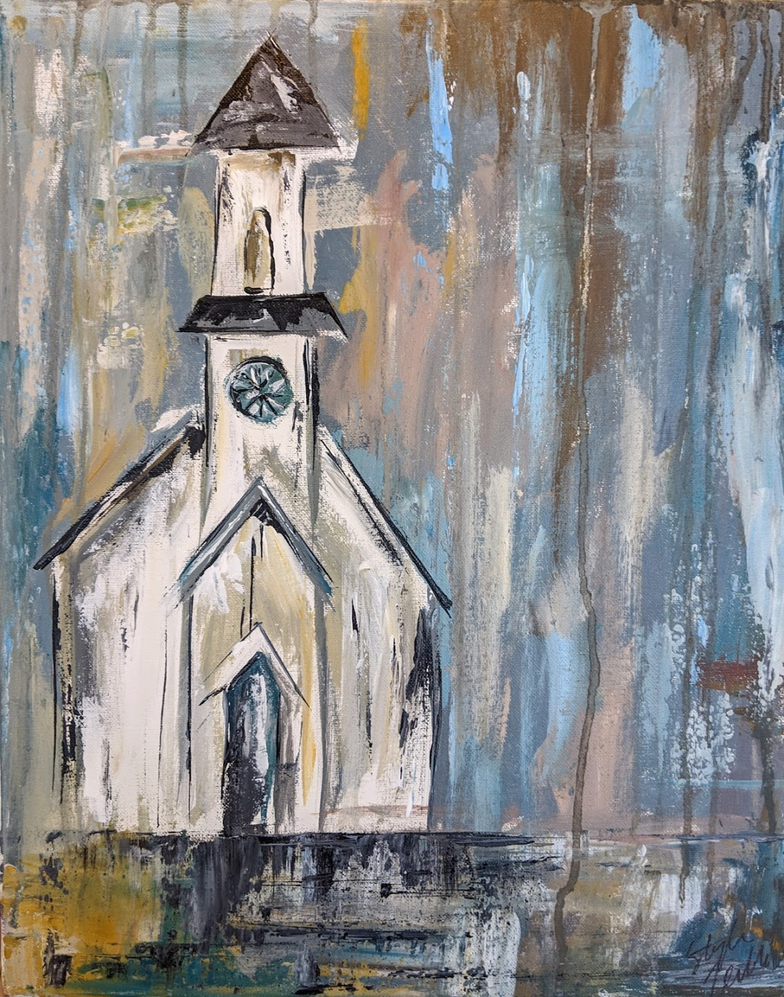Abstract Church 2018