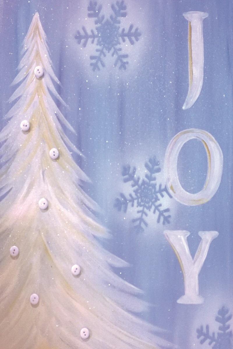 Vintage Joy Tree