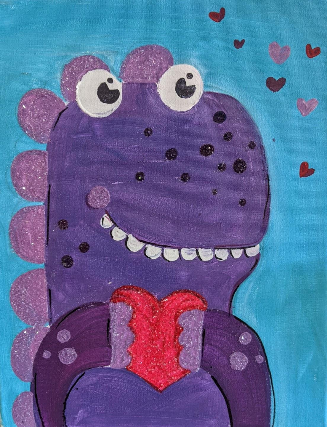 Dino Heart