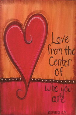 Love From Your Center