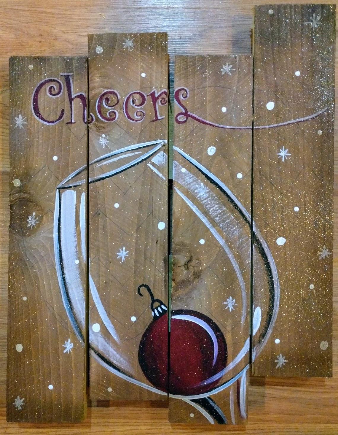 Cheers Pallet
