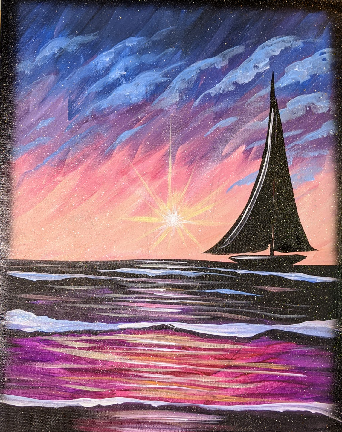 Daydream Sails- Level 1