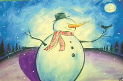Frosty & Crow