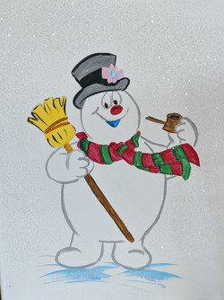 Classic Frosty the Snowman