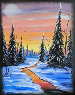 Warm Winter Creek- Level 1