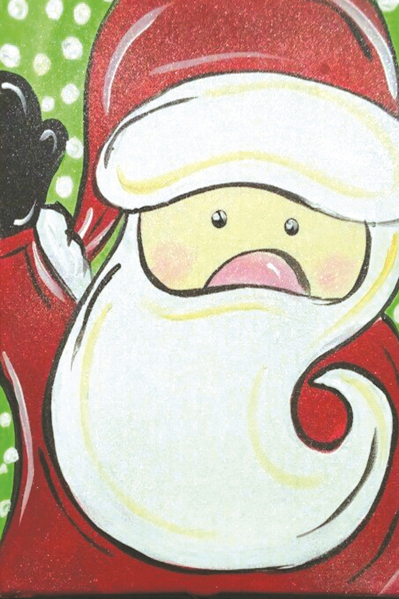 Kids Santa