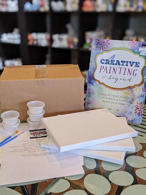 Adult StoryART Kit: Creative Painting