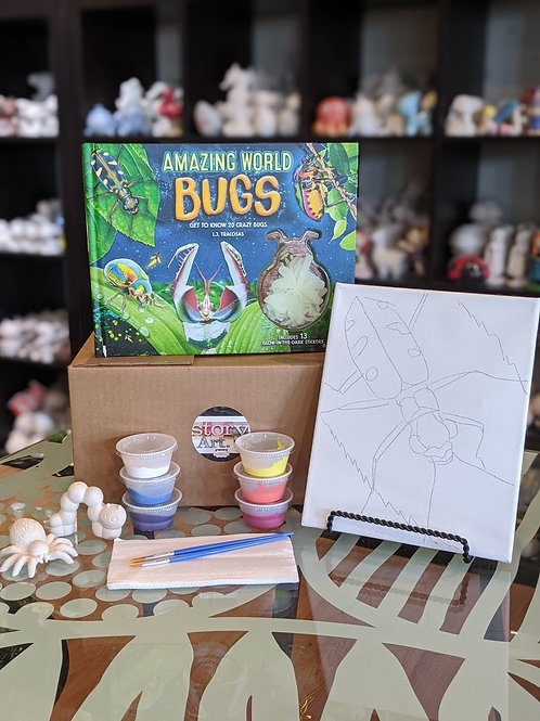 StoryART Kit: Amazing World Bugs