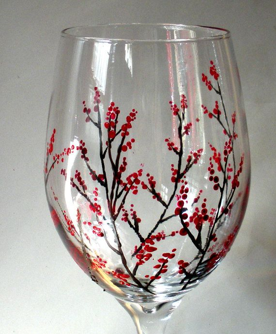 Wine Glass Painting Includes 2/$20