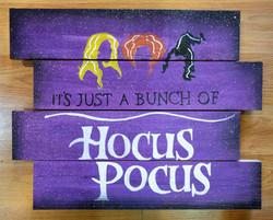 It's Just a Bunch of Hocus Pocus Pallet.