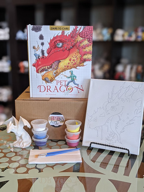 StoryART Kit: Pet Dragon