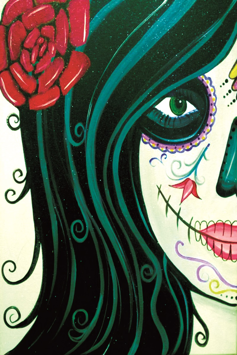 Sugar Skull Girly