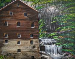 Lanterman's Mill Spring