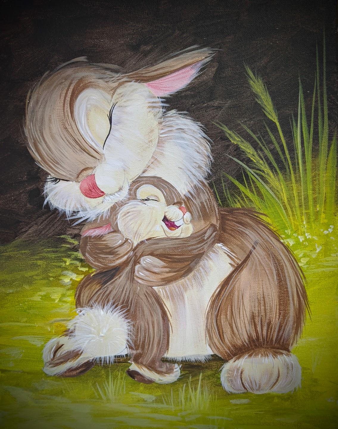 Mama & Thumper