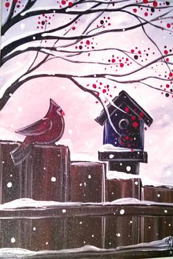 Cardinal's Home