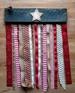 Ribbon Flag