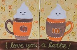 You & Me Lattes