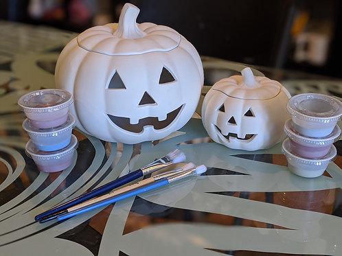 Mommy & Me Jack-O-Lantern Set