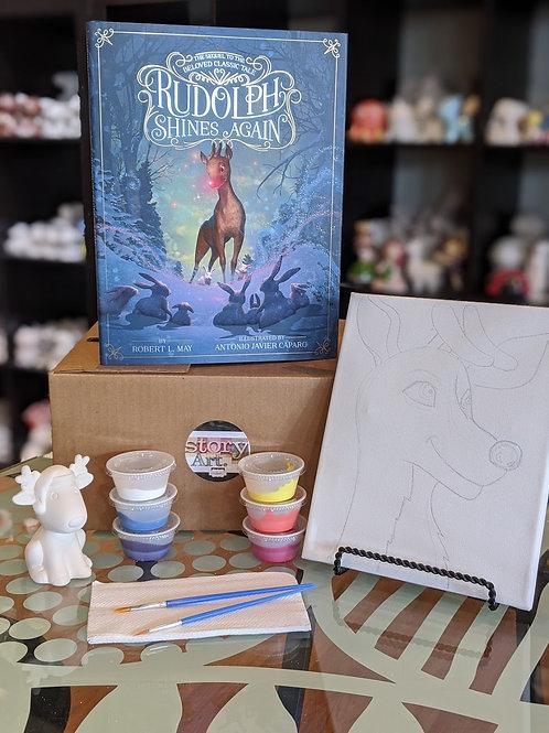 StoryART Kit: Rudolph Shines Again